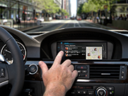 Life360 with BMW's ConnectedDrive