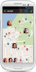 Family Locator for Android